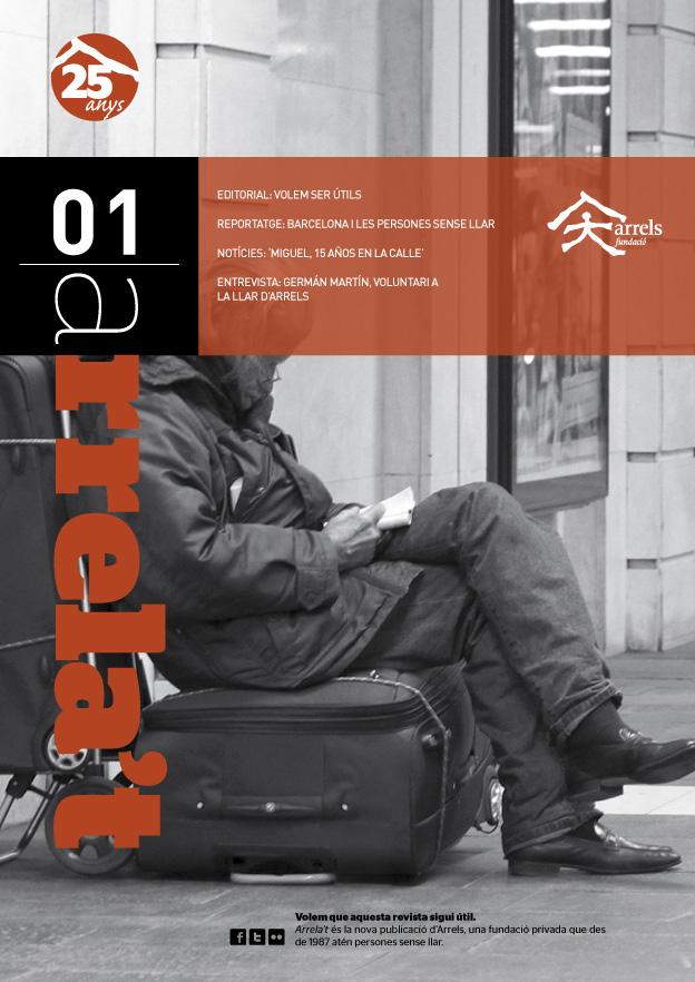 Arrela't 1. El sensellarisme en els darrers 25 anys a Barcelona