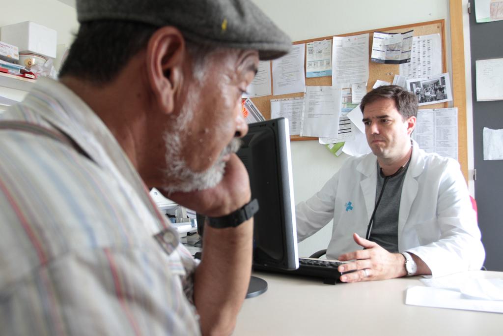 25 años de vida del CAP Drassanes, 3 años de colaboración con Arrels