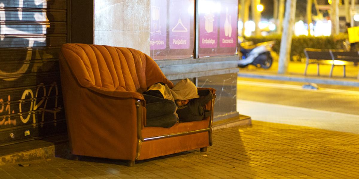 Las medidas del Ayuntamiento son un avance pero no benefician a la mayoría de personas que viven en la calle