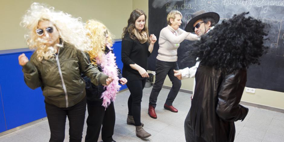 """Julieta Lostumbo: """"El teatro es un motor de cambio muy potente"""""""