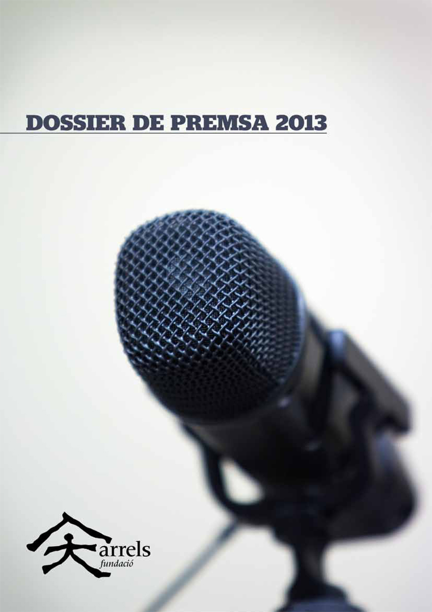 Dossier de premsa 2013