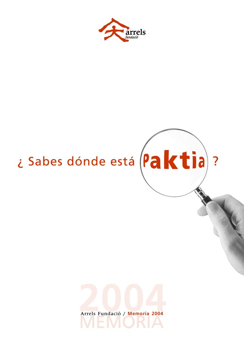 Memoria de Arrels 2004