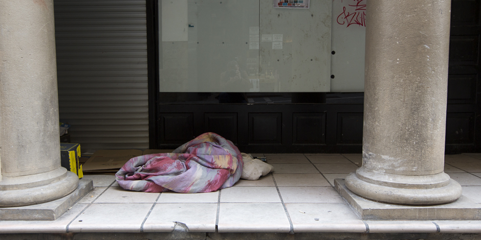 The resources for the cold in Barcelona will only give answer to an 8% of homeless people
