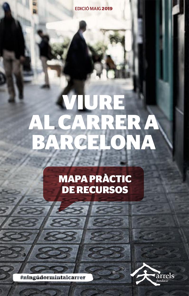 Guia 'Viure al carrer a Barcelona'