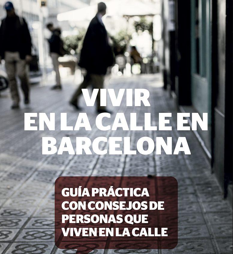 Guía 'Vivir en la calle en Barcelona'
