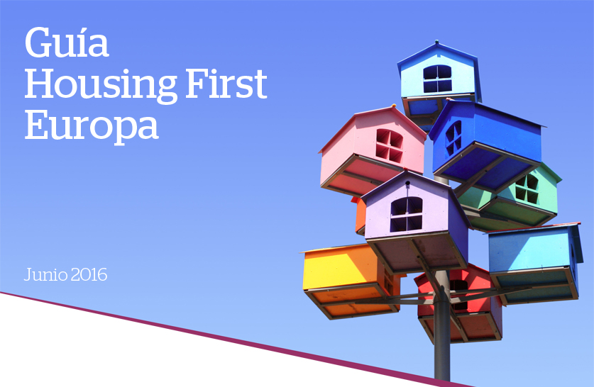 Guia Housing First Europa