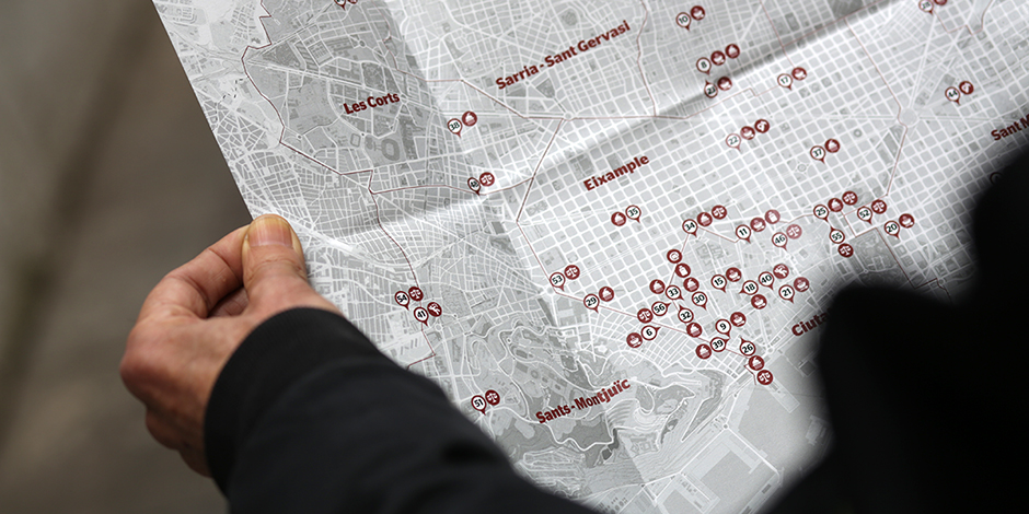 Augmenta en un 22% el nombre de persones que viuen al carrer i que no saben on trobar ajuda
