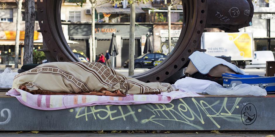 S'activa l'Operació Fred a Barcelona: 75 places nocturnes per a les 1.200 persones que viuen al carrer