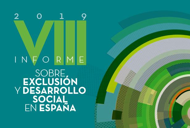 Informe sobre exclusión y desarrollo social en España