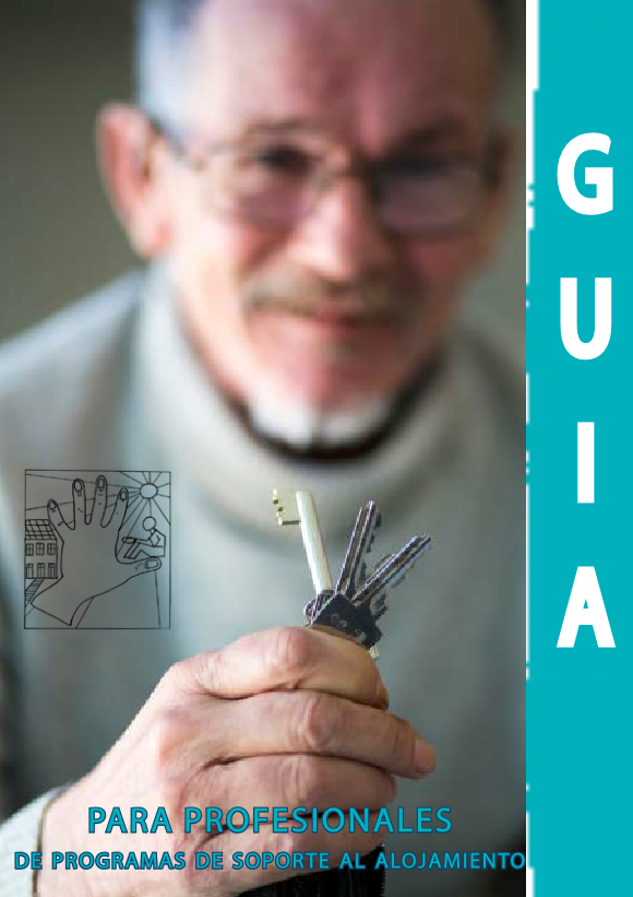 Guía para profesionales de programas de apoyo al alojamiento