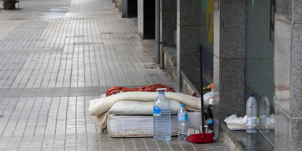 Propostes per fer possible ningú dormint al carrer