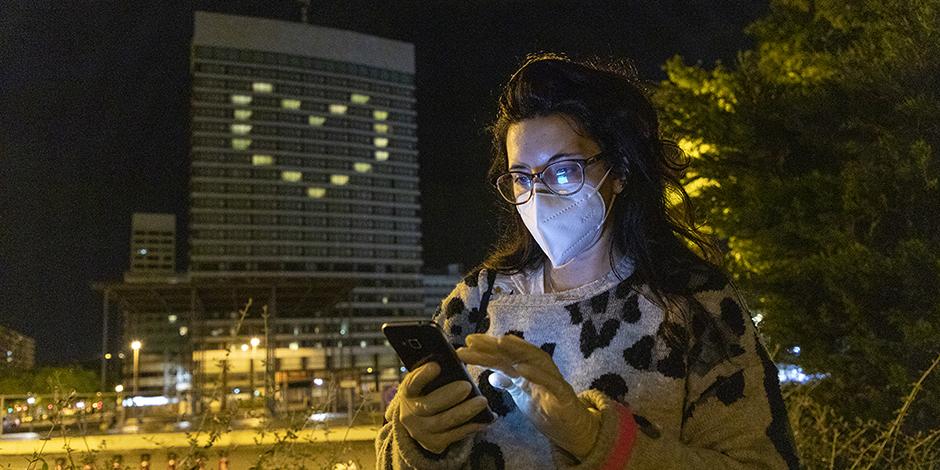 El 26 de novembre apunta't a enquestar les persones que viuen al carrer a Barcelona