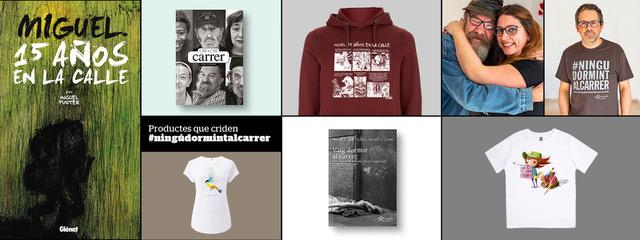 Obrim la botiga digital d'Arrels, una nova forma de col·laborar per fer possible #ningúdormintalcarrer