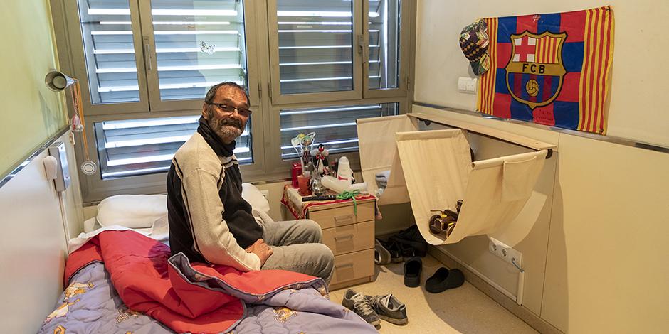 Arrels atén més de 2.600 persones sense llar durant el 2020, en un context de covid-19