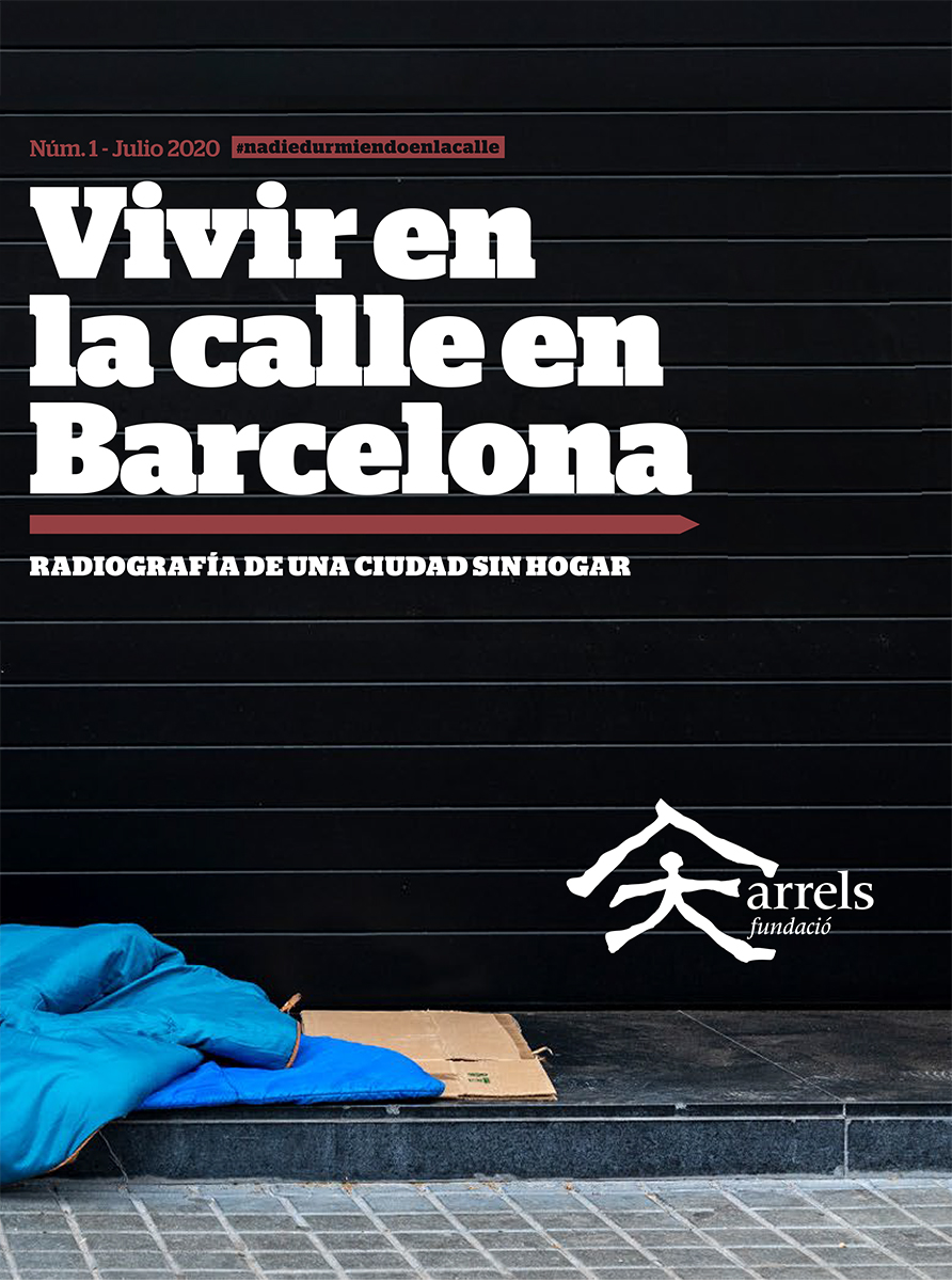 Informe 'Vivir en la calle en Barcelona'